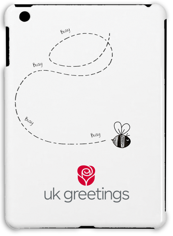 Work with greeting cards check out careers at uk greetings polaroids and pen ipad with ukg cover m4hsunfo Image collections