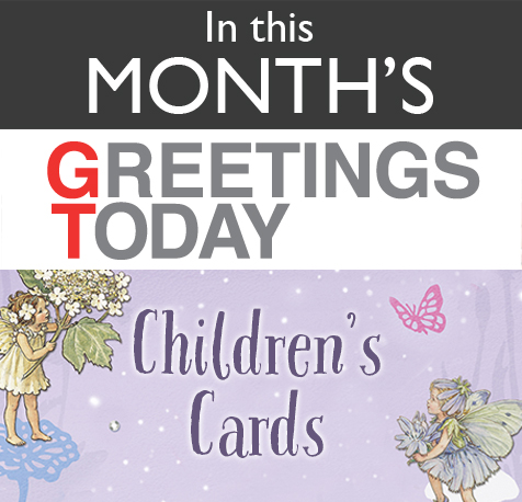 In this month's Greetings Today: Charity Cards