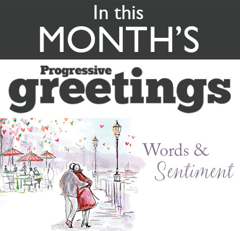 In this month's Progressive greetings: Kids Cards