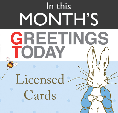 In this month's Greetings Today: Animal Cards